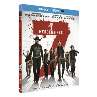 Les Sept mercenaires Edition limitée FnacPlay Steelbook 01/02/17 1540-1