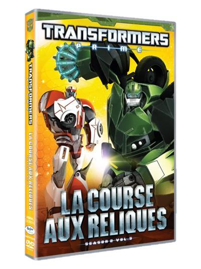 DVD et Blu-ray des Épisodes de… Transformers Prime― En Anglais et Français - Page 2 1507-1
