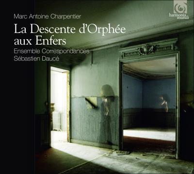 Marc-Antoine Charpentier : discographie Charpentier-La-descente-d-Orphee-aux-Enfers
