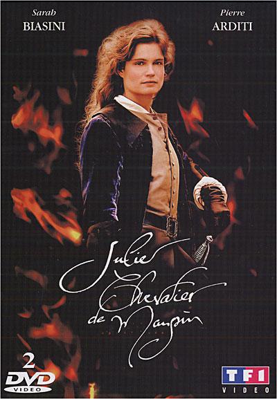 qui est -ce? ajonc 30 mai trouvé par Martine  BRAVO Julie-Chevalier-de-Maupin-Edition-digipack