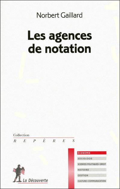 Dossier sur les agences de notation 9782707158307