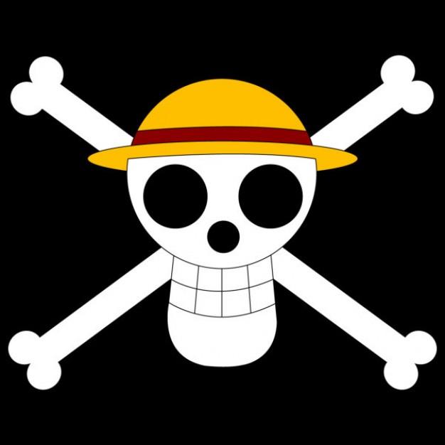 Suite d'image - Page 4 Chapeau-de-paille-luffy-drapeau-de-pirate-vecteur_34-53726