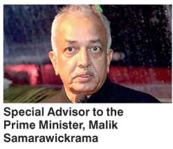 Sri Lanka: Ranil's 'Batter-Half' Replies? - on Bondscam - Malik Samarawickrama has his say BUP_DFT_DFT-1-2
