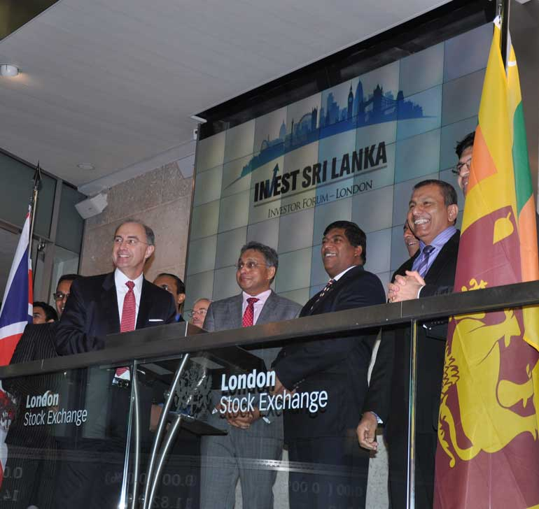 London Stock Exchange renews support for Sri Lanka Lead-Lanka-at-LSE