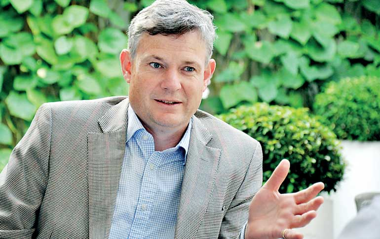 Top global fund manager upbeat on Sri Lanka's future prospects Untitled-332