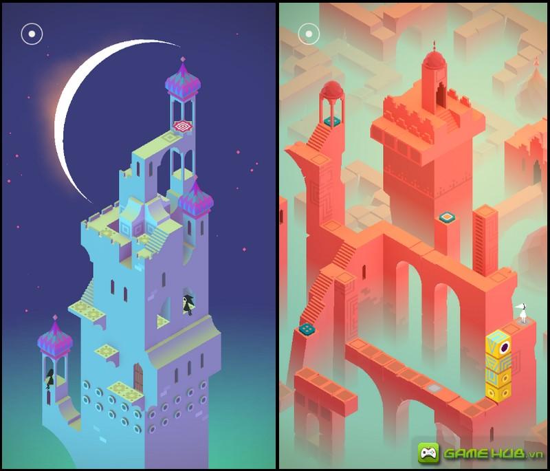 Game Android và IOS vào xem 2014 GameHub-Monument-Valley-Game-sieu-nghe-thuat-cap-ben-Android-1