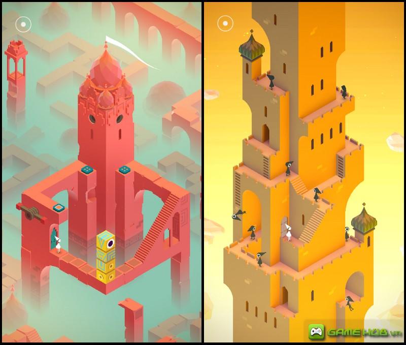 Game Android và IOS vào xem 2014 GameHub-Monument-Valley-Game-sieu-nghe-thuat-cap-ben-Android-2