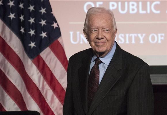 Imunoterapia. A arma que Jimmy Carter usou contra o cancro  Ng5401273