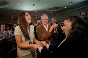 ela primeira vez em Portugal 10% votaram feminista Ng5751628