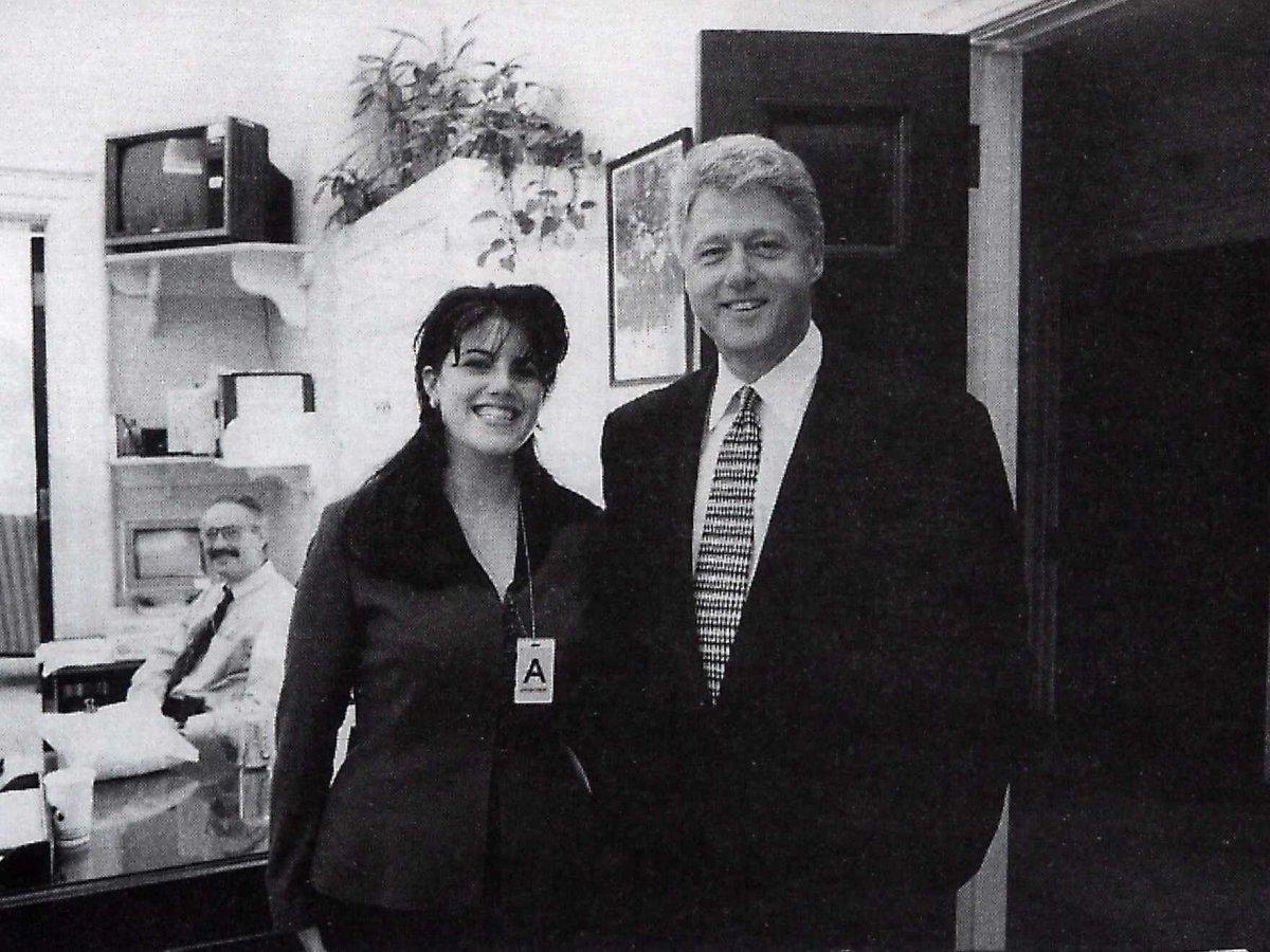 """s duas décadas de """"vergonha"""" de Monica Lewinsky  Ng6520769"""