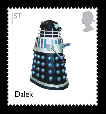 Stamp collecting - Page 2 Dalek-2507