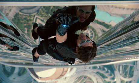 The 'Mission Impossible' movie franchise Mission-Impossible-Ghost--007