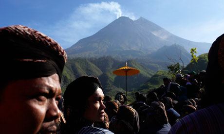 Large volcanic eruptions would have devastating impact on planet Mount-Merapi-volcano-008