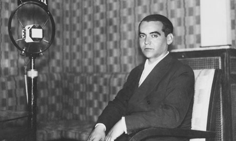 Final hours of Spanish poet Frederico Garcia Lorca revealed Federico-Garcia-Lorca-008