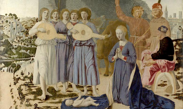 Nativity Scenes Piero-della-Francesca-The-002