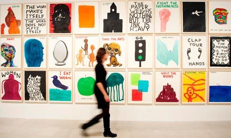 David Shrigley David-Shrigleys-exhibitio-007