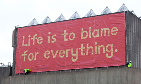 Life, the universe and everything Jeremy-Deller-at-the-Hayw-007