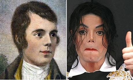 David Gest dona tracce inedite di MJ al 'Robert Burns Museum'  JacksonburnsTLGCSy460