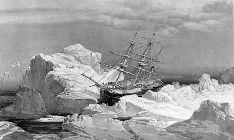 The literature of polar exploration Illustration-of-the-HMS-I-007