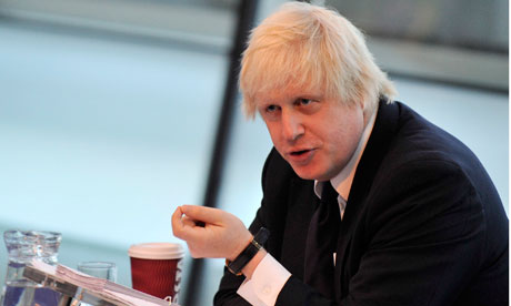 Meet the next UK Prime Minister: Boris Johnson Londons-mayor-Boris-Johns-007