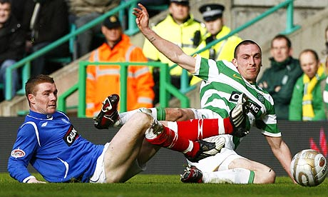 Scottish Football Rangers-Flek-tussles-with-001