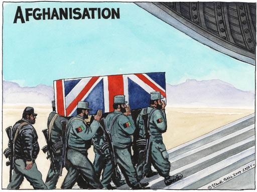 """The """"War on Terror"""" 05.11.09-Steve-Bell-on-de-001"""