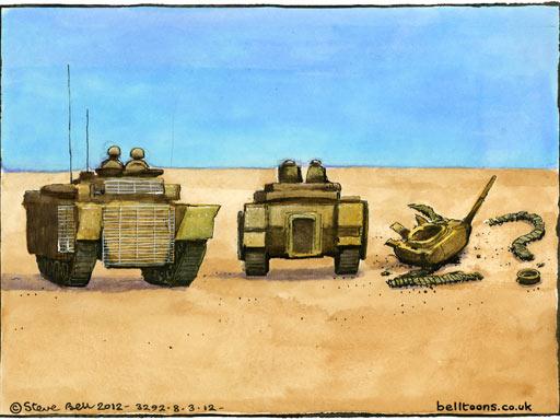 """The """"War on Terror"""" Steve-Bell-cartoon-004"""