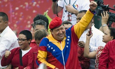 Camaradas, ¿opináis que la manera de vestir tiene que ver con la ideología? - Página 17 Hugo-Chavez-launches-elec-006