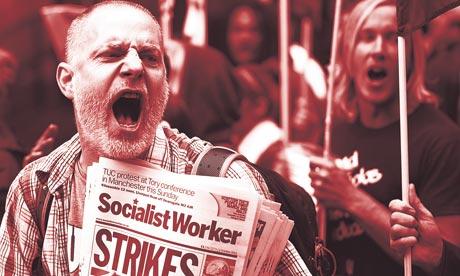 ¿Por que se alza el marxismo de nuevo?, escrito por Stuart Jeffries en el diario británico The Guardian [traducido por la web rebelión]                     Protestors-at-the-Conserv-008