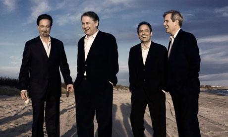 String quartets The-Emerson-Quartet-007