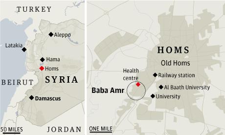 La crisi umanitaria  - Pagina 2 Syria-Homs-map-001