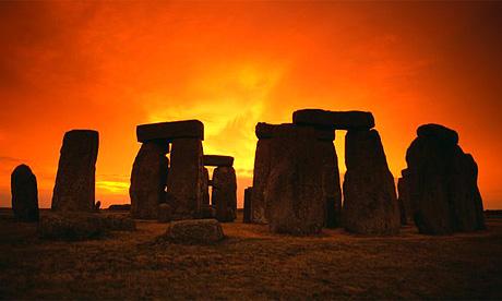 07-05-1990 VHS Video Rare Phenomena Earth Ley UFO Energy Captured on Stonehenge Barrows UK Stonehenge10a