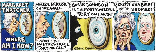 Meet the next UK Prime Minister: Boris Johnson Stevebell_final