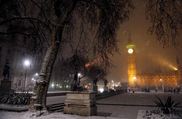 روعـــــة لندن سبحـــــآن الله  Gallery-Snow-in-England---004