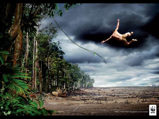 Imagenes para concientizar sobre la naturaleza  Adverts-for-the-environme-009