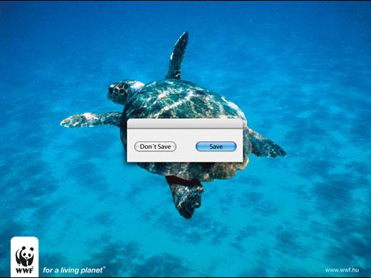 Imagenes para concientizar sobre la naturaleza  Adverts-for-the-environme-012