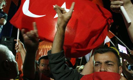 Turkish Cypriot Dervis Eroglu
