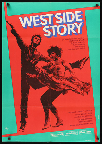 Vintage movie musicals posters West-Side-Story-Poster-001