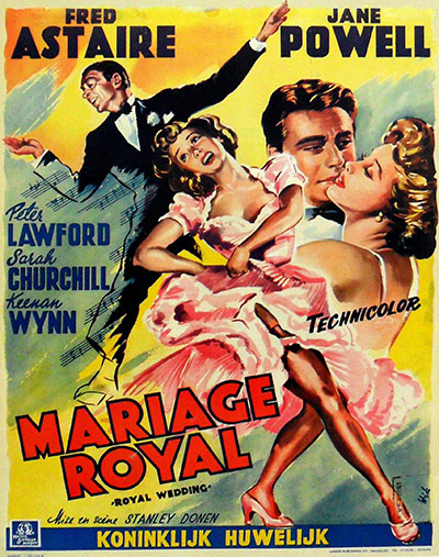 Vintage movie musicals posters Royal-Wedding-poster-005