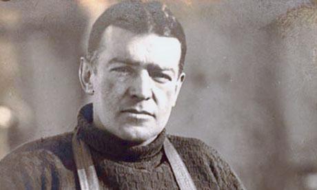 The literature of polar exploration Ernest-Shackleton-007