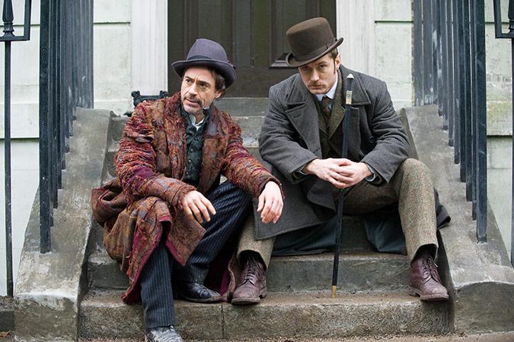 Crime fiction/True Crime Sherlock-Holmes-001
