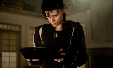 The Girl with the Dragon Tattoo Rooney-Mara-007