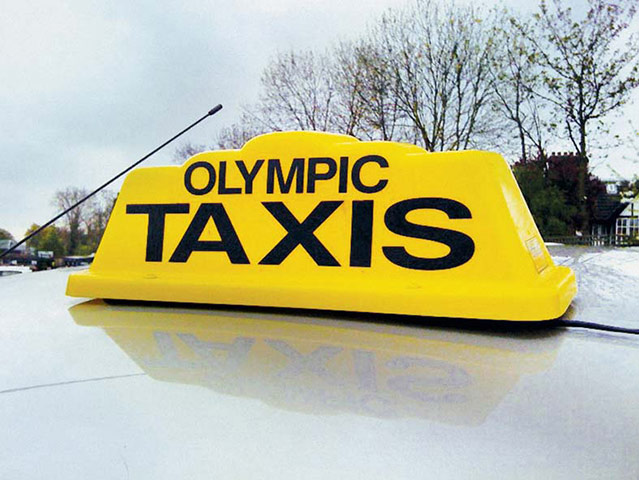 Iain Sinclair: London 2012 Olympics development project provokes Welsh psychogeographer's rage Olympic-Taxis-005