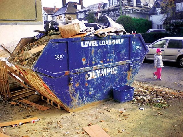 Iain Sinclair: London 2012 Olympics development project provokes Welsh psychogeographer's rage Olympic-Skips-007
