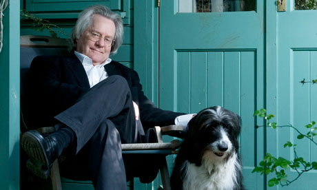 Philosophy is supposed to be difficult AC-Grayling-with-his-dog--007