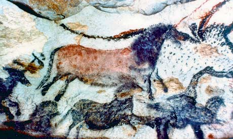 The Creationists vs Darwin Cave-paintings-at-Lascaux-007