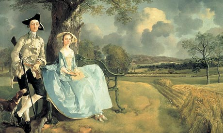 After the Royal Wedding euphoria, a timely reminder of how the other half lives Thomas-Gainsboroughs-Mr-a-007