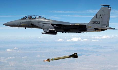 Frappes aériennes israéliennes en Syrie GBU-28-bunker-buster-bomb-007