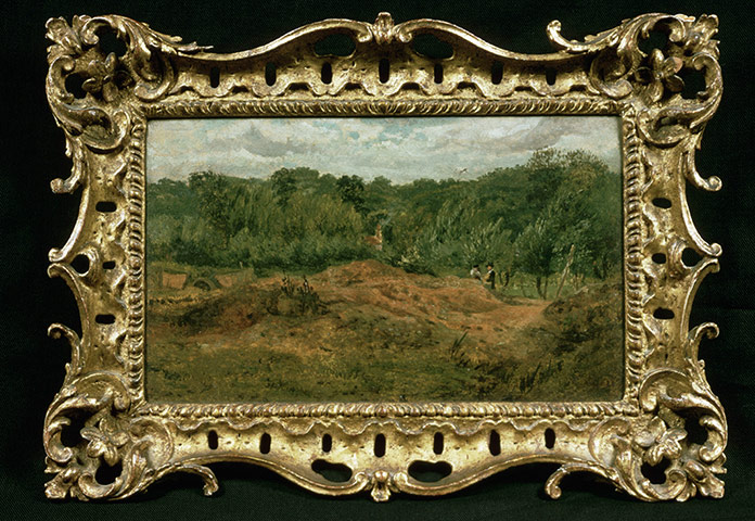 Paintings that look interesting if you're on mescalin Hampstead-Heath-by-John-C-009