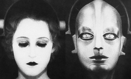 2012 is the year we'll start talking to robots METROPOLIS--1926-UFA-film-007
